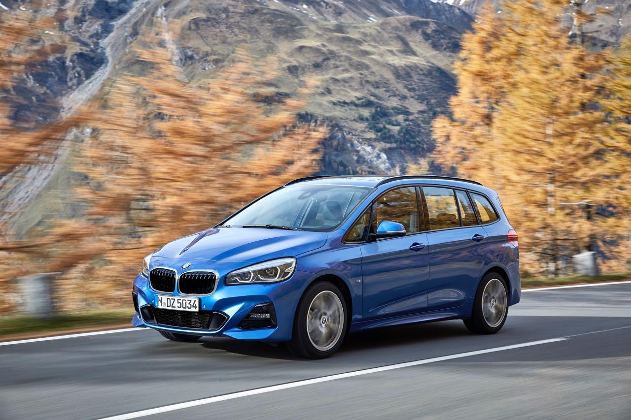 BMW Serie 2 Grand Tourer 2018 – 5