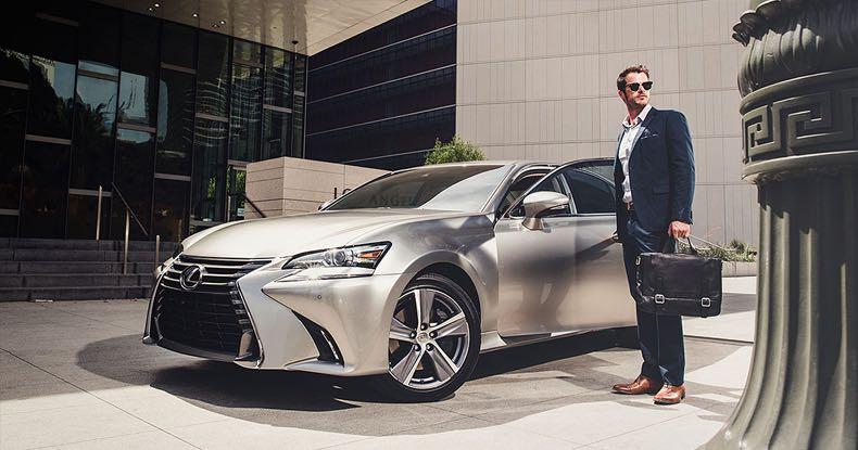 Lexus GS 300h Edition 2018 – 3