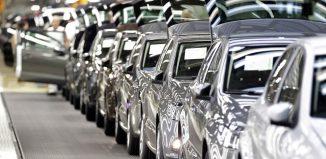 Cadena de montaje Volkswagen Polo