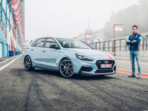 Hyundai i30 N Thierry Neuville Limited Edition 2017