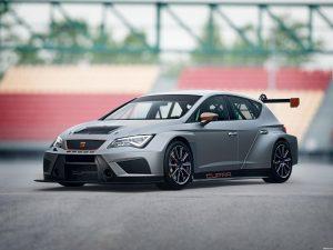Seat Leon Cupracer Evo 2017