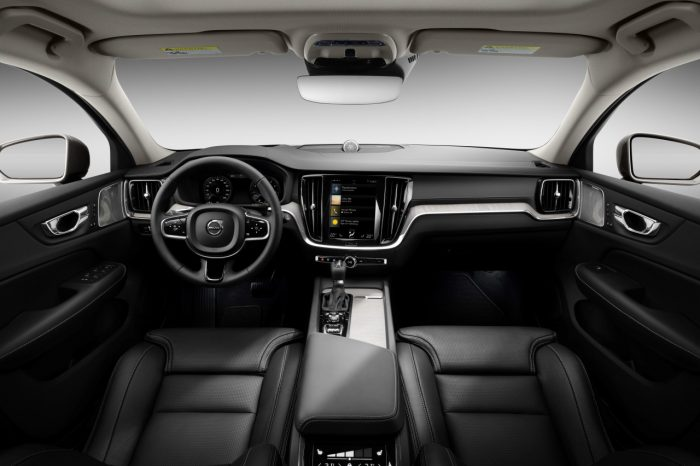 Volvo V60 2028 interior