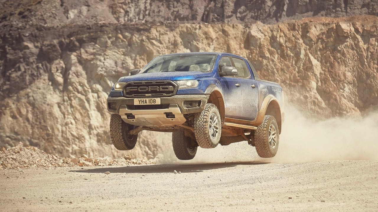 Ford Ranger Raptor 2019 – 9