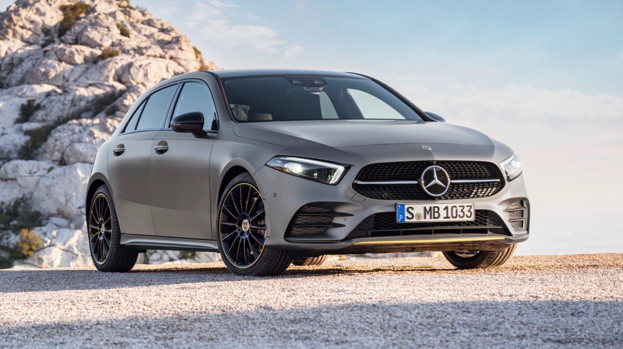 Mercedes Clase A Edition 1 Imagen Agresiva Y Mucho Equipamiento