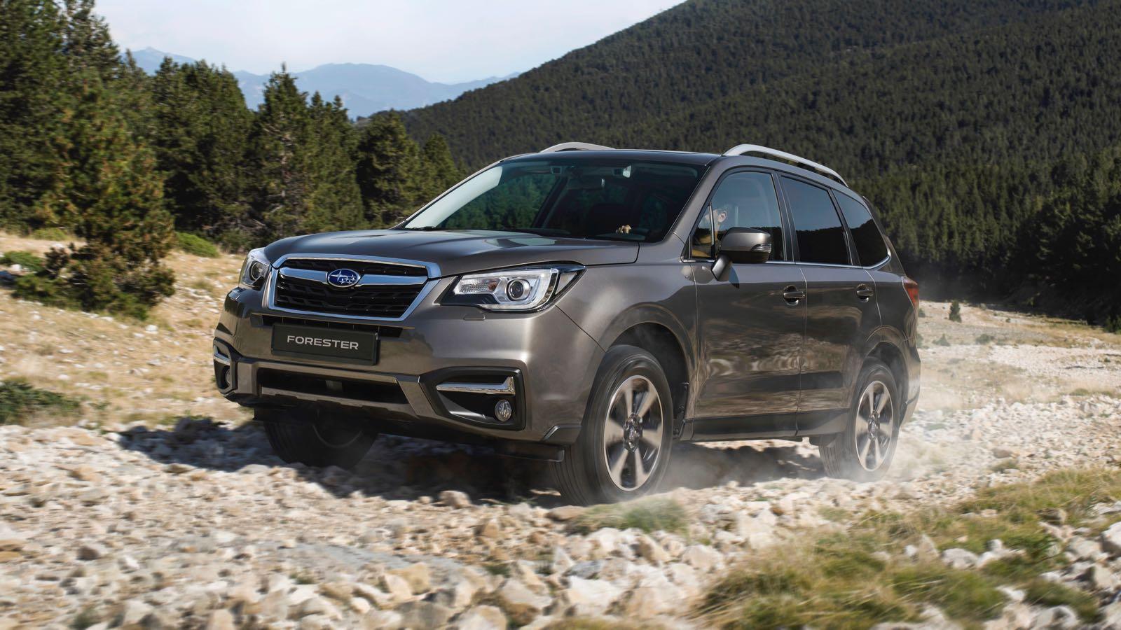 Subaru Forester 2018 – 4