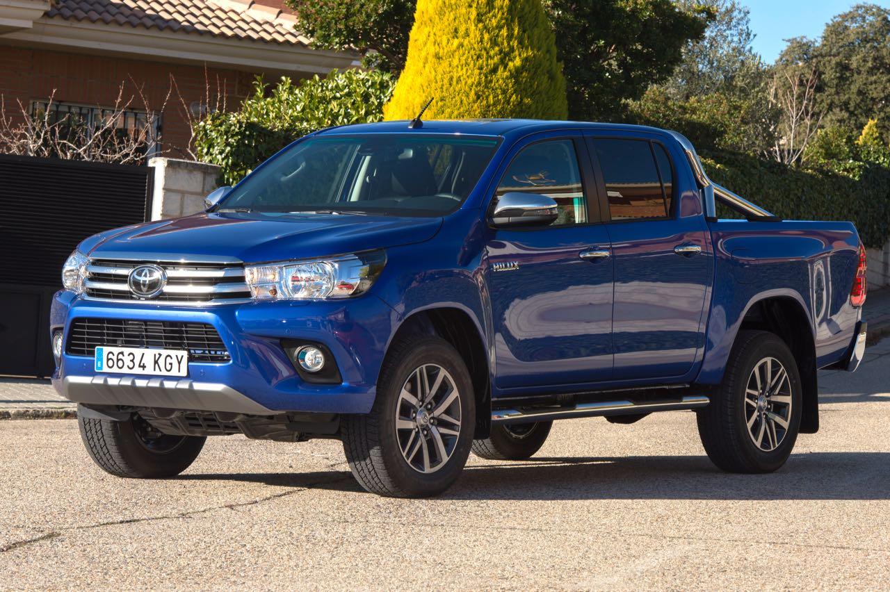 Toyota Hilux 2018 – 1