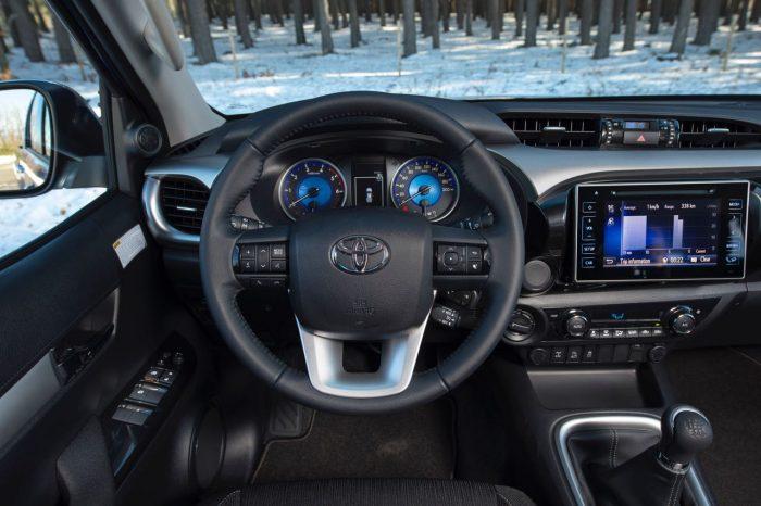 Toyota Hilux 2018: Precios, motores, equipamientos