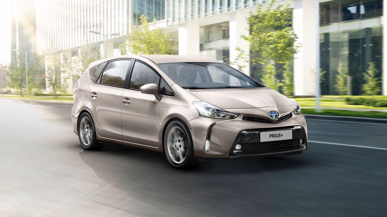 Toyota Prius+ 2018 – 1