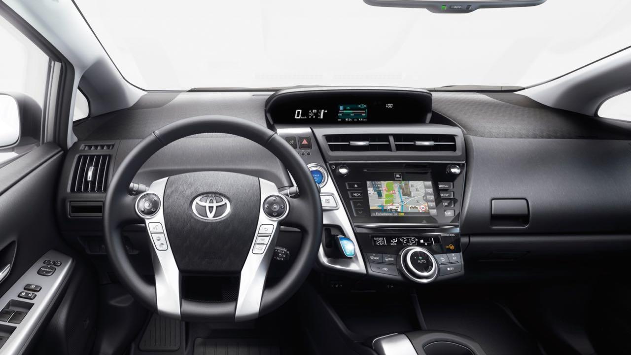 Toyota Prius+ 2018: motores, precios, equipamientos
