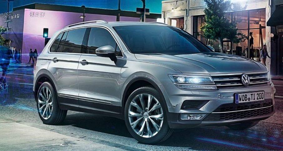 Volkswagen Tiguan Tech&Go 2018