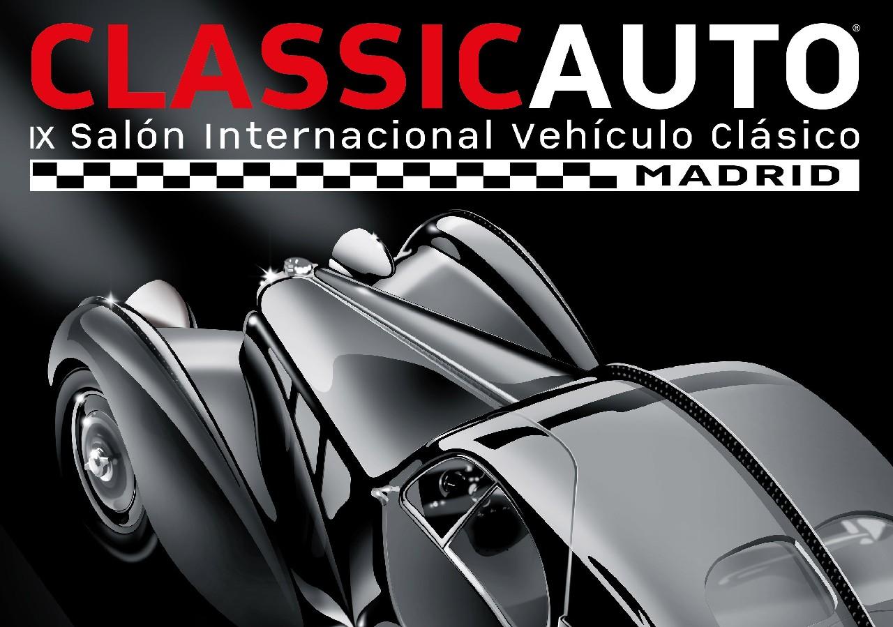 Cartel A4 ClassicAuto 2018
