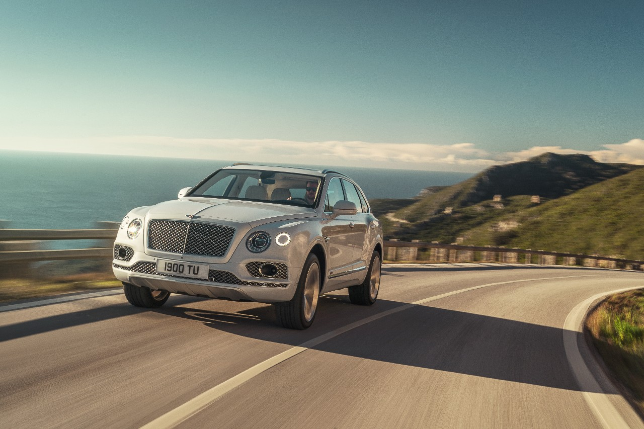 Bentley Bentayga Hybrid – 02