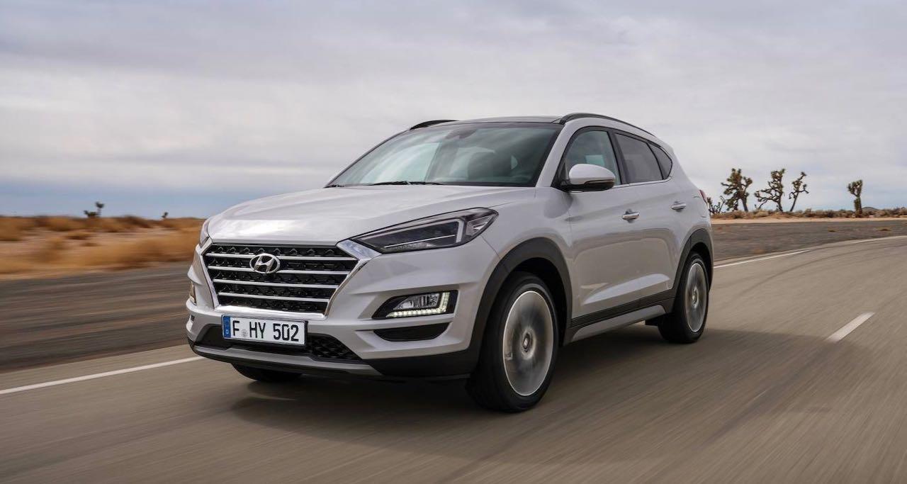 Hyundai Tucson 2018 – 2