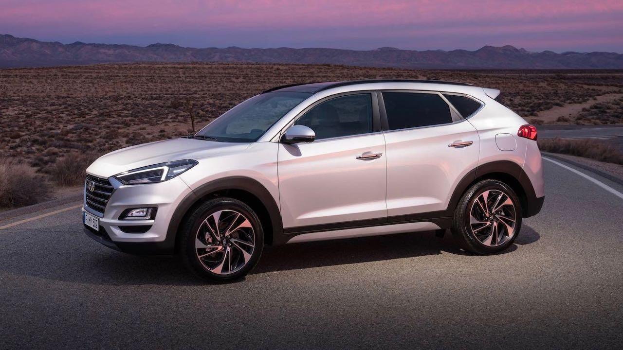 Hyundai Tucson 2018 – 5