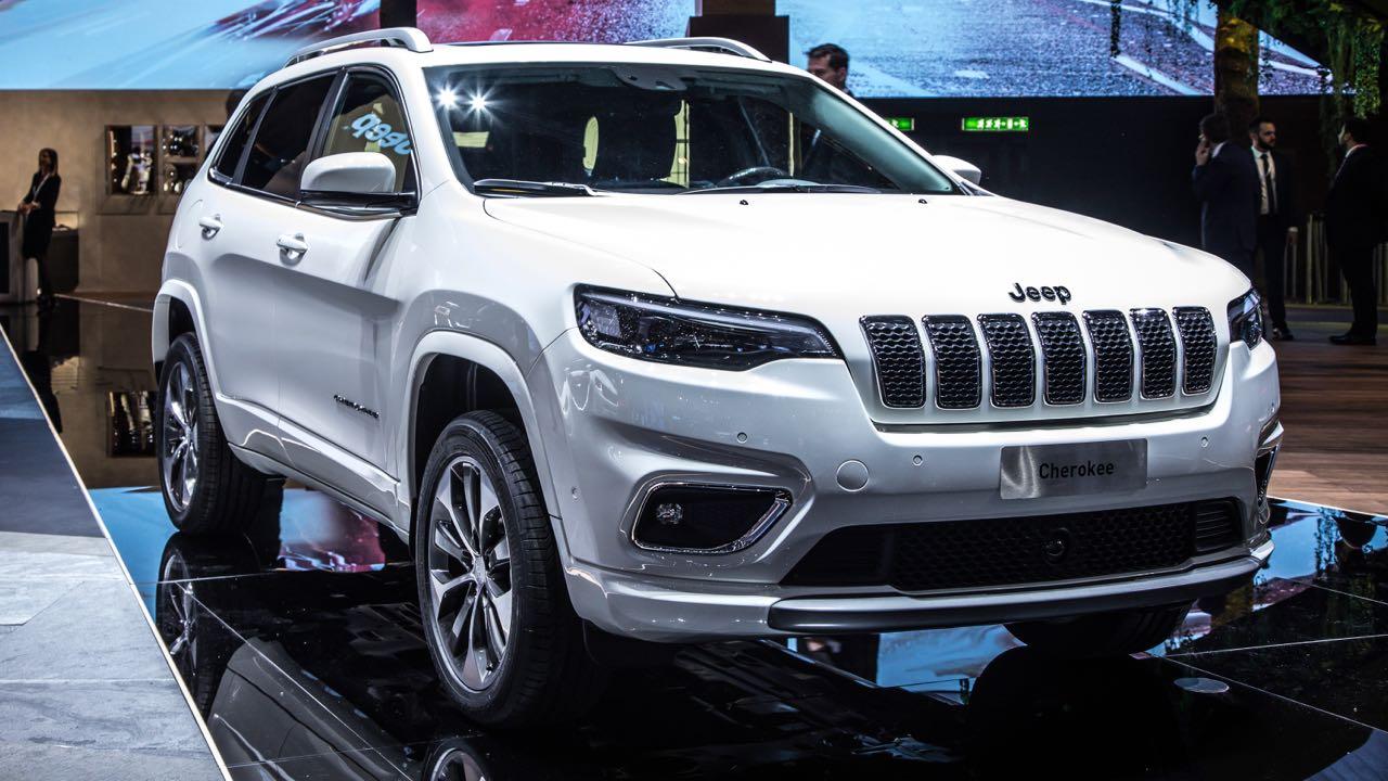Jeep Cherokee 2019: precios, motores, equipamientos