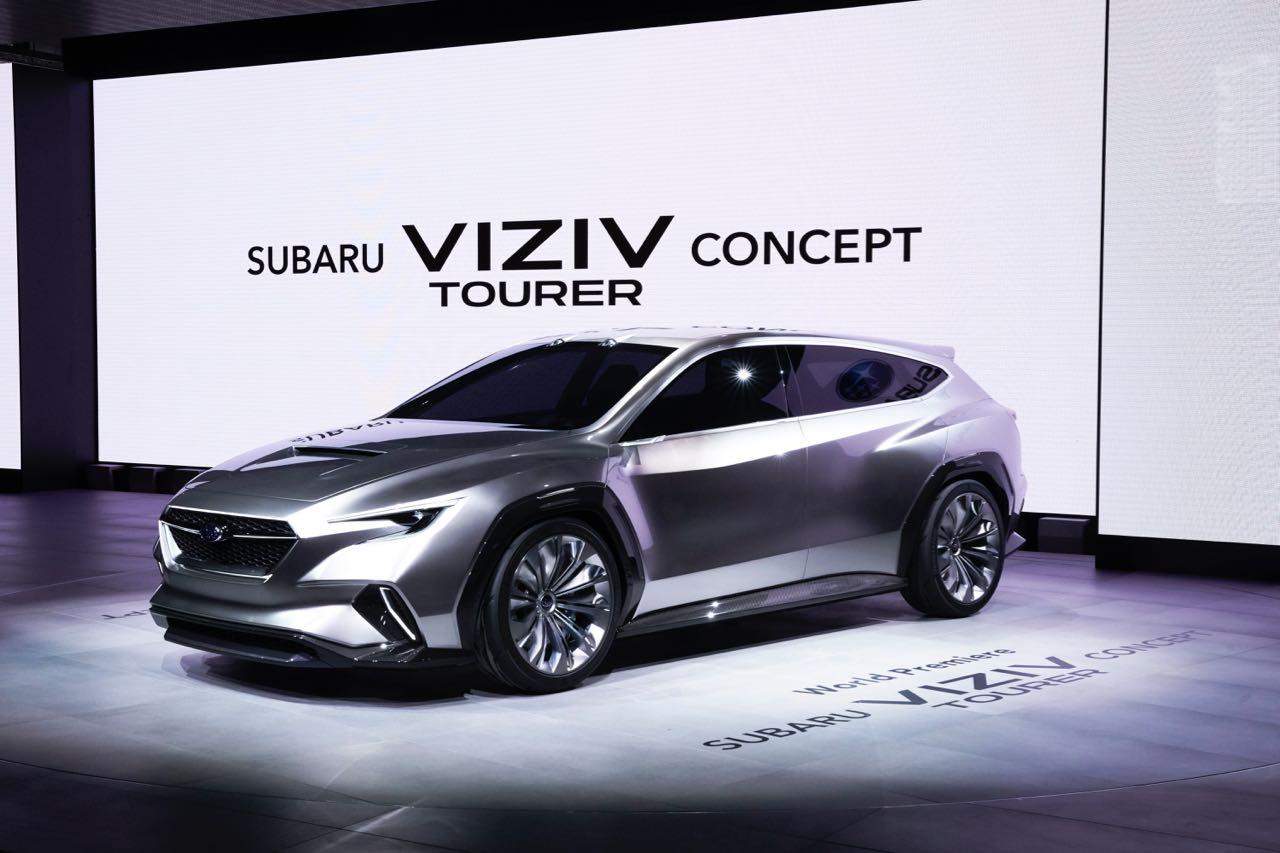 Subaru Viziz Tourer Concept 2018 – 1