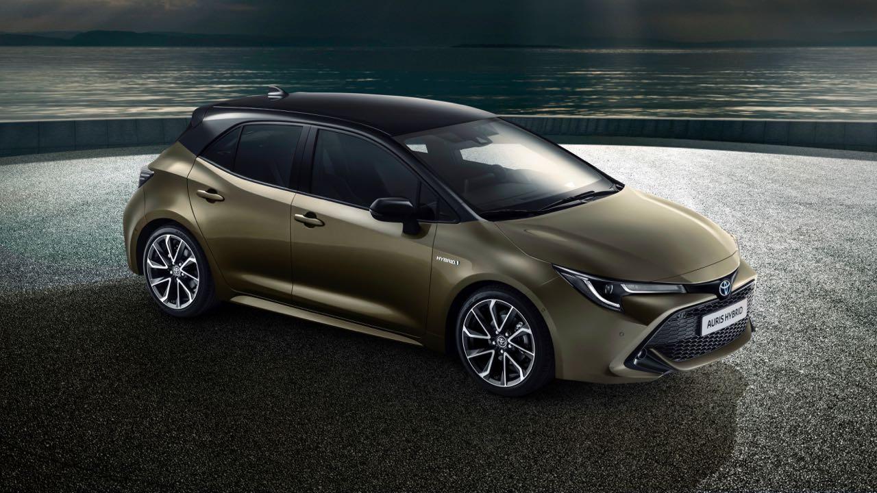 Toyota Auris 2019 – 3