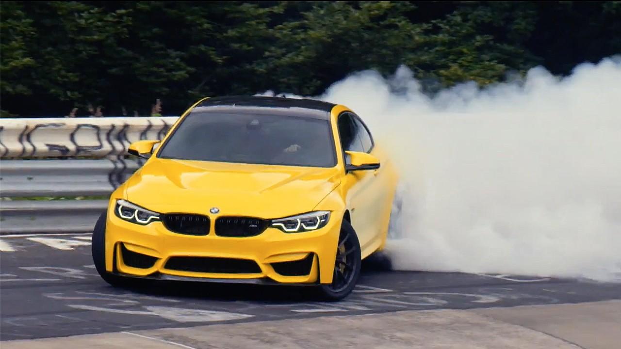 bmw-m4-cs-derrapando-nurburgring 1