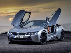 BMW i8 Coupe I12 2018