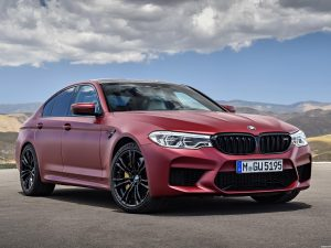 BMW M5 First Edition F90 2017