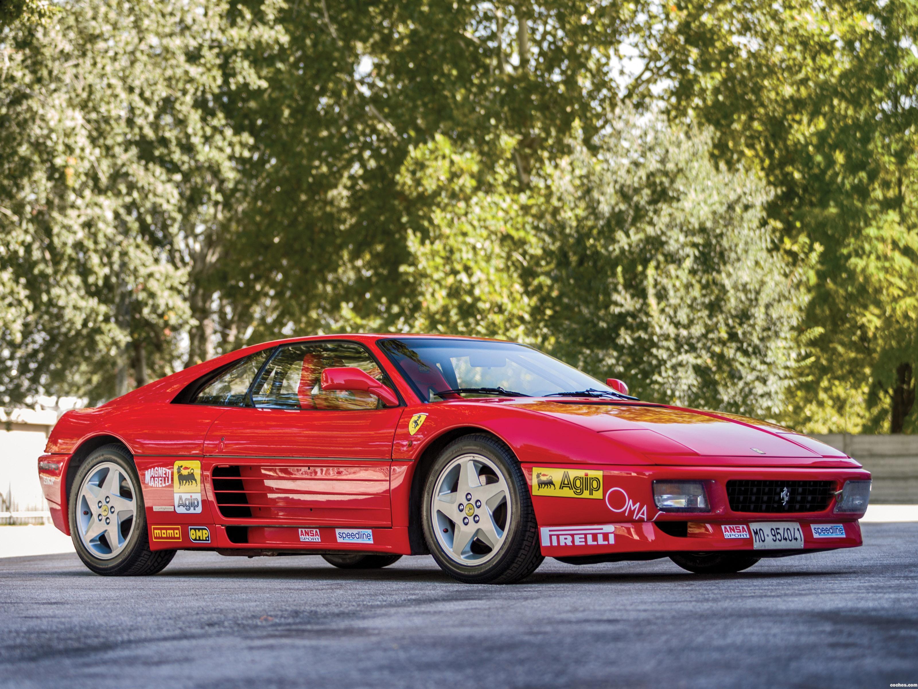 Fotos De Ferrari 348 Challenge 1993