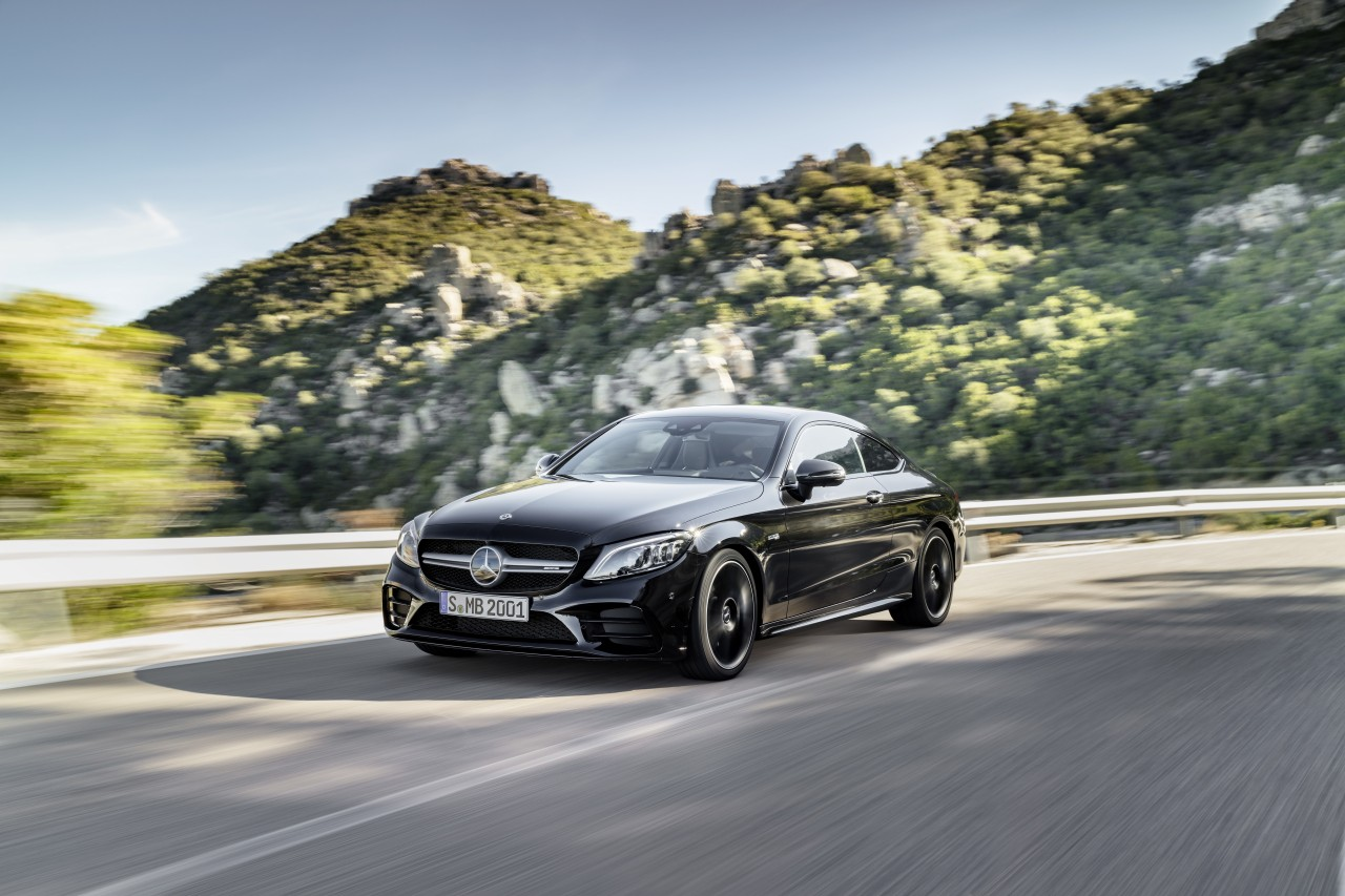 Mercedes-AMG C 43 4MATIC Coupé, C205, 2018