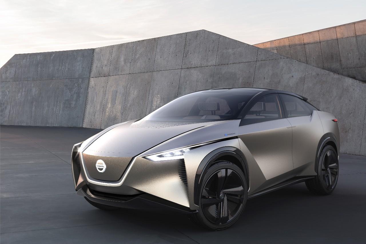 Nissan IMx KURO koncept exteriér