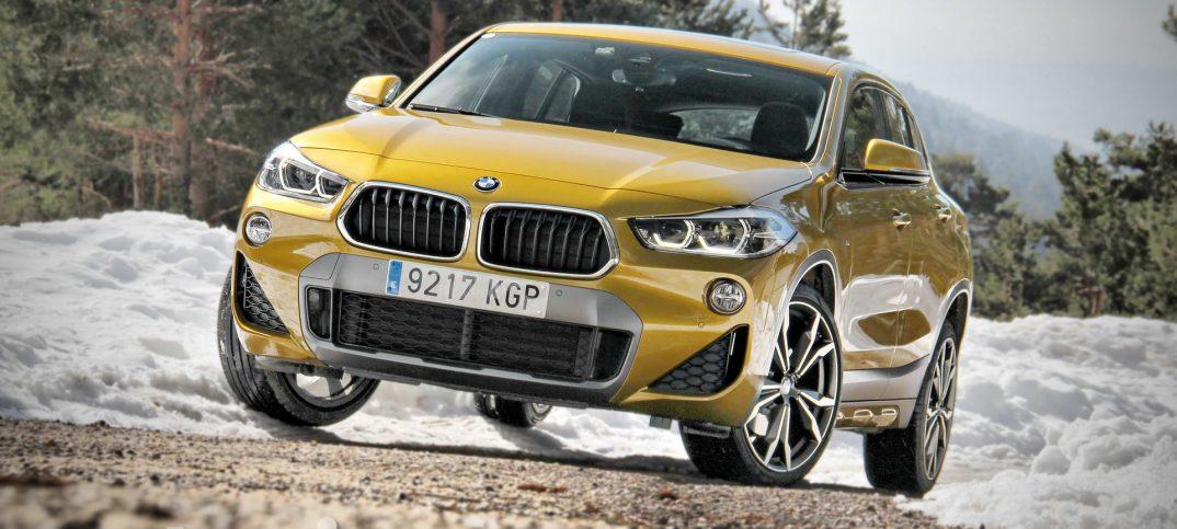 BMW X2: prueba contacto - Noticias.coches.com