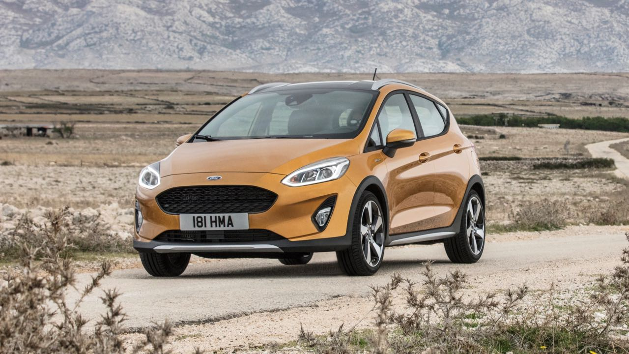 Ford Fiesta Active 2018 – 3