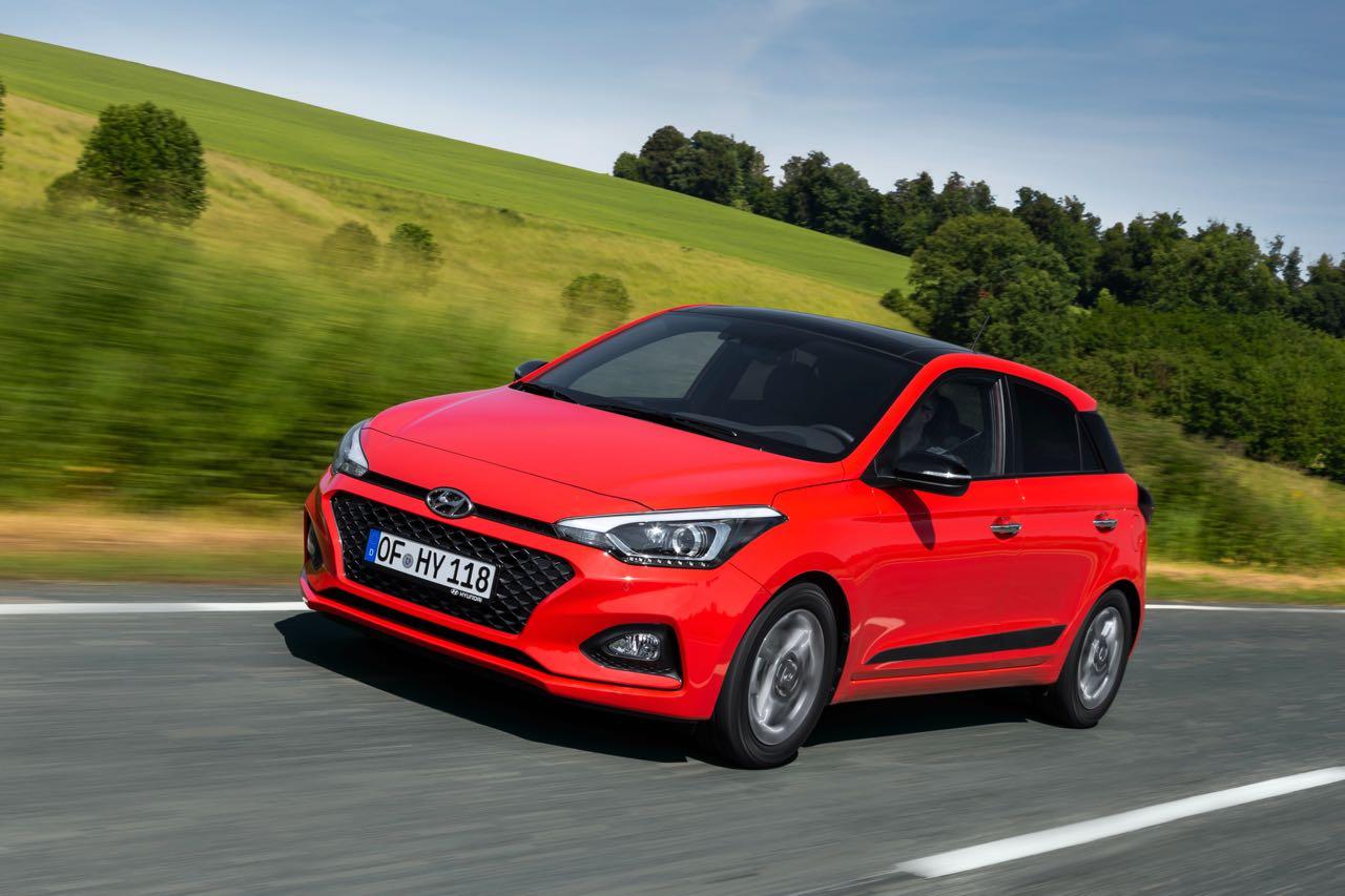 Hyundai i20 2018 – 8
