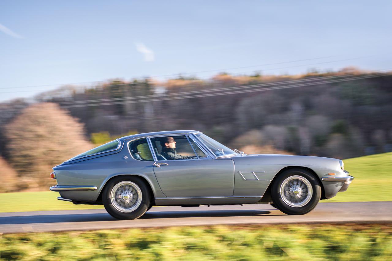 Maserati Mistral 3.7 Coupe 1965 – 5