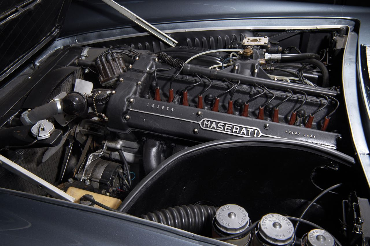 Maserati Mistral 3.7 Coupe 1965 – 6