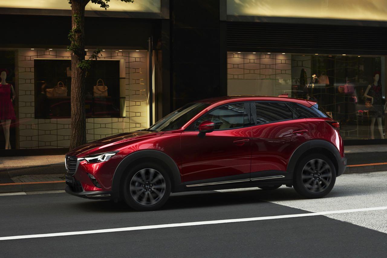 Mazda CX-3 2018 – 1