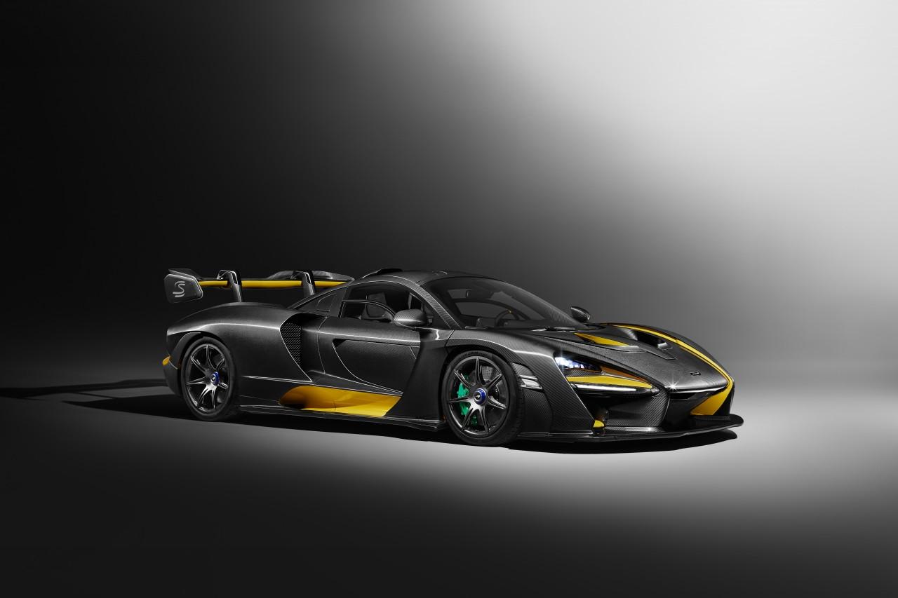 McLaren Senna Carbon Theme by MSO_01