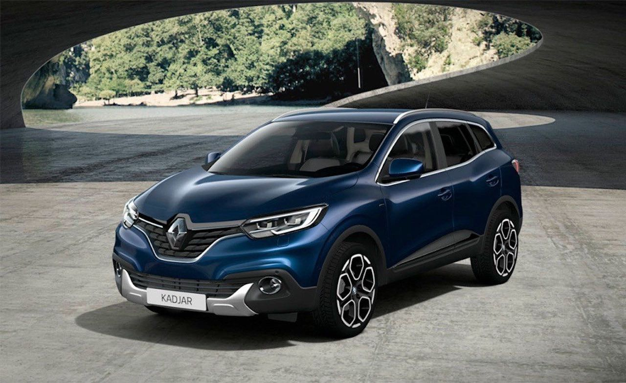 Renault Kadjar S-Edition 2018 – 1