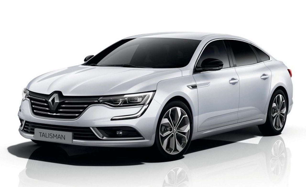 Renault Talisman Limited 2018 – 2