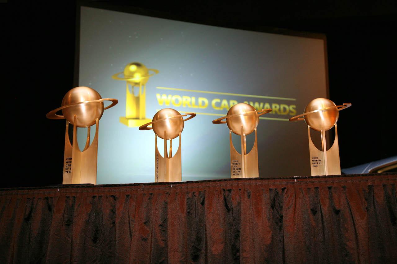 WCOTY premios