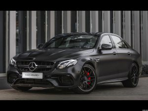 Mercedes AMG E63 S 4MATIC Edition 1 W213 2017