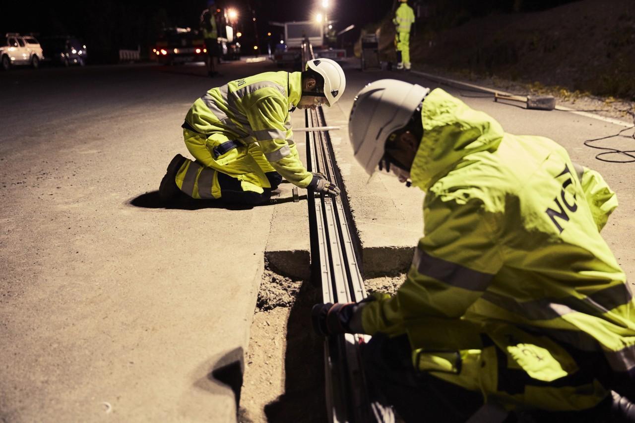 E-roads, nedläggning av elskena, Arlanda