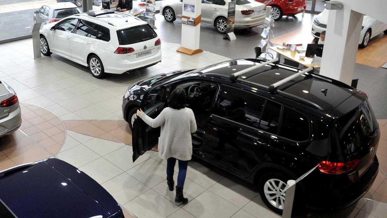 concesionario VN Volkswagen