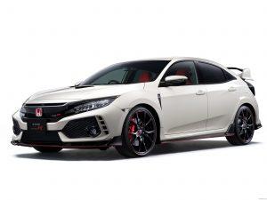 Honda Civic Type-R Japan 2017