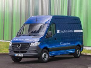 Mercedes eSprinter 2018
