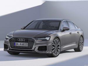 Audi Audi A6 50 TDI quattro S line 2018