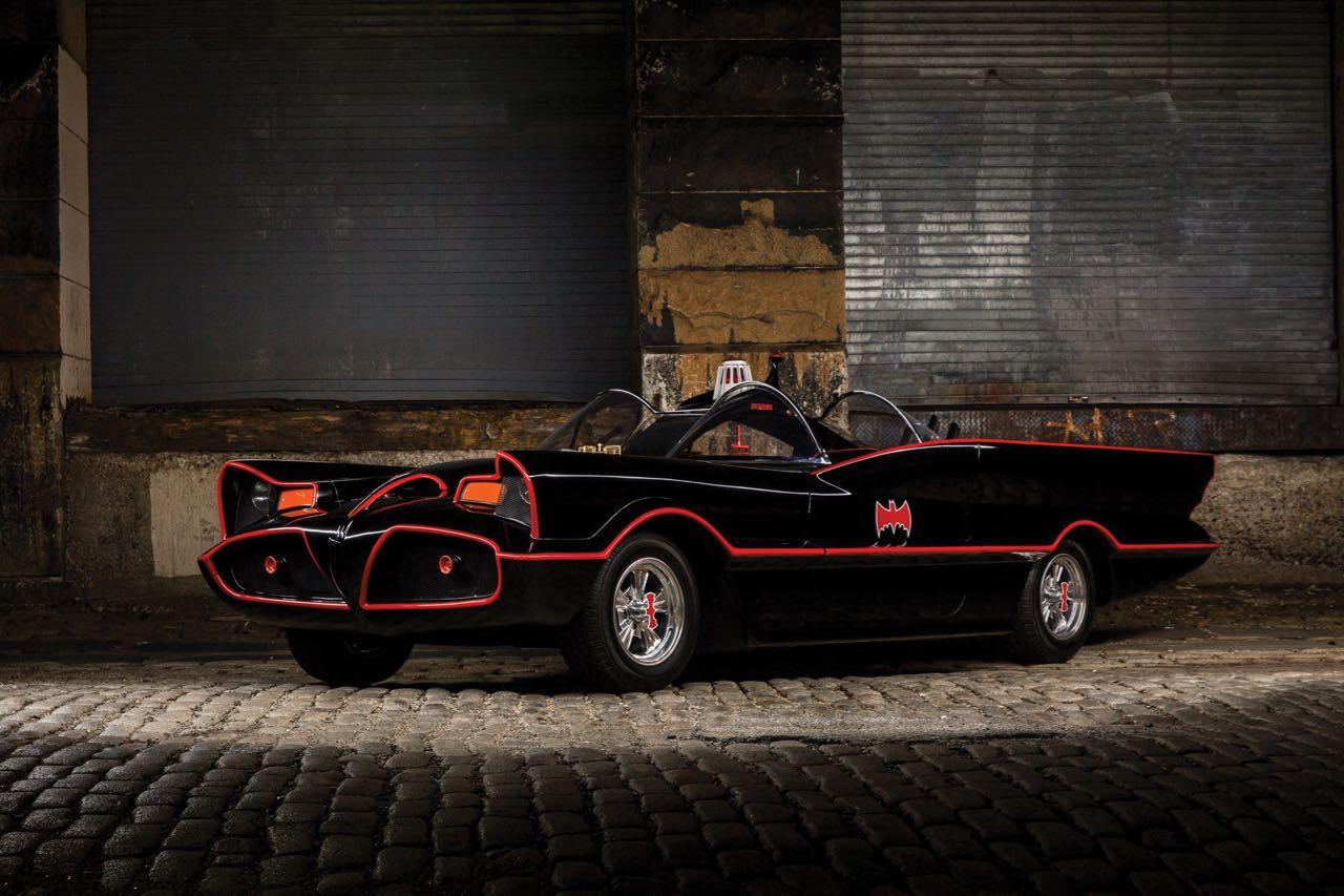 Batmobile Recreation n5 1966 – 3