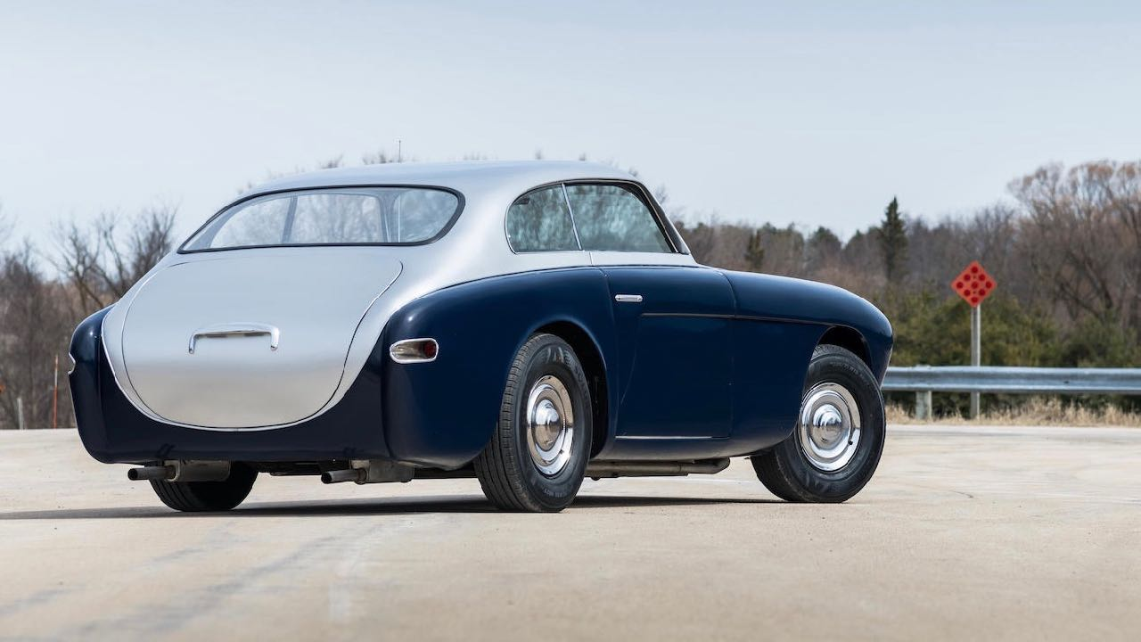 Cunningham C-3 Coupe by Vignale 1954 – 27