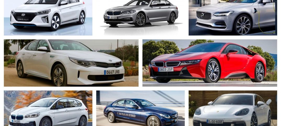 coches híbridos enchufables 2019 | guía de compra | comparativa