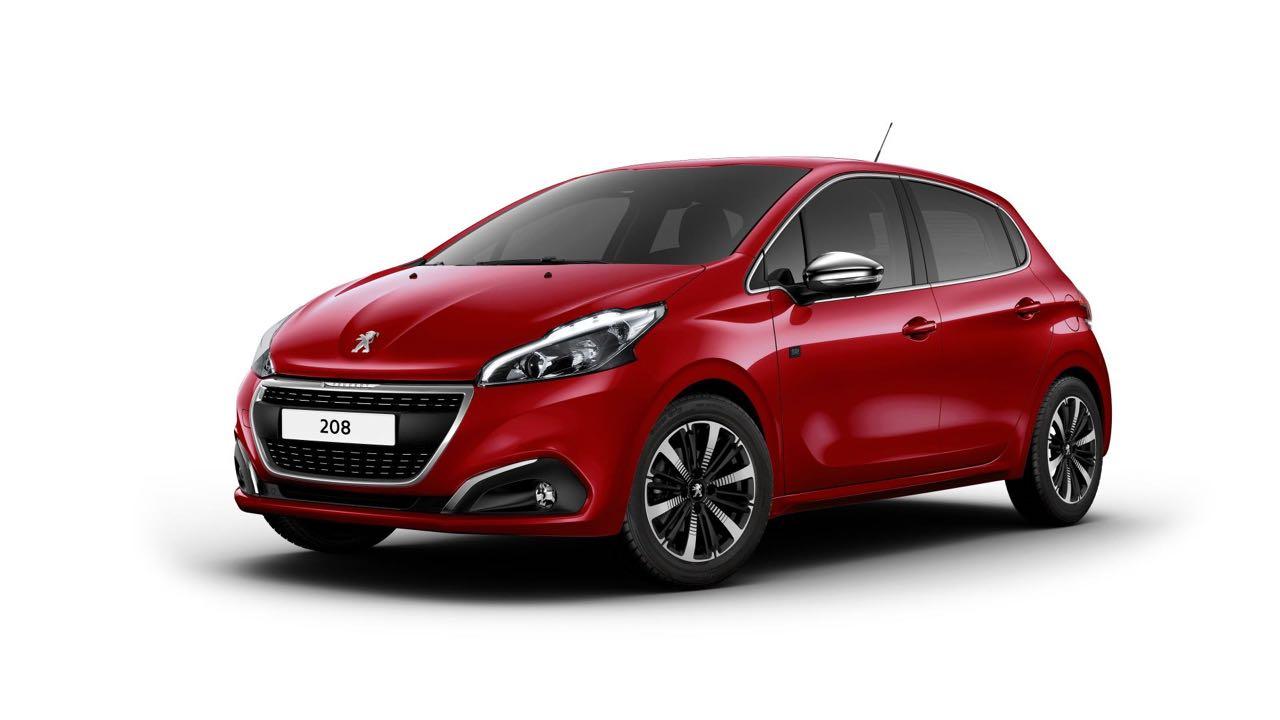 Peugeot 208 Tech Edition 2018 – 1