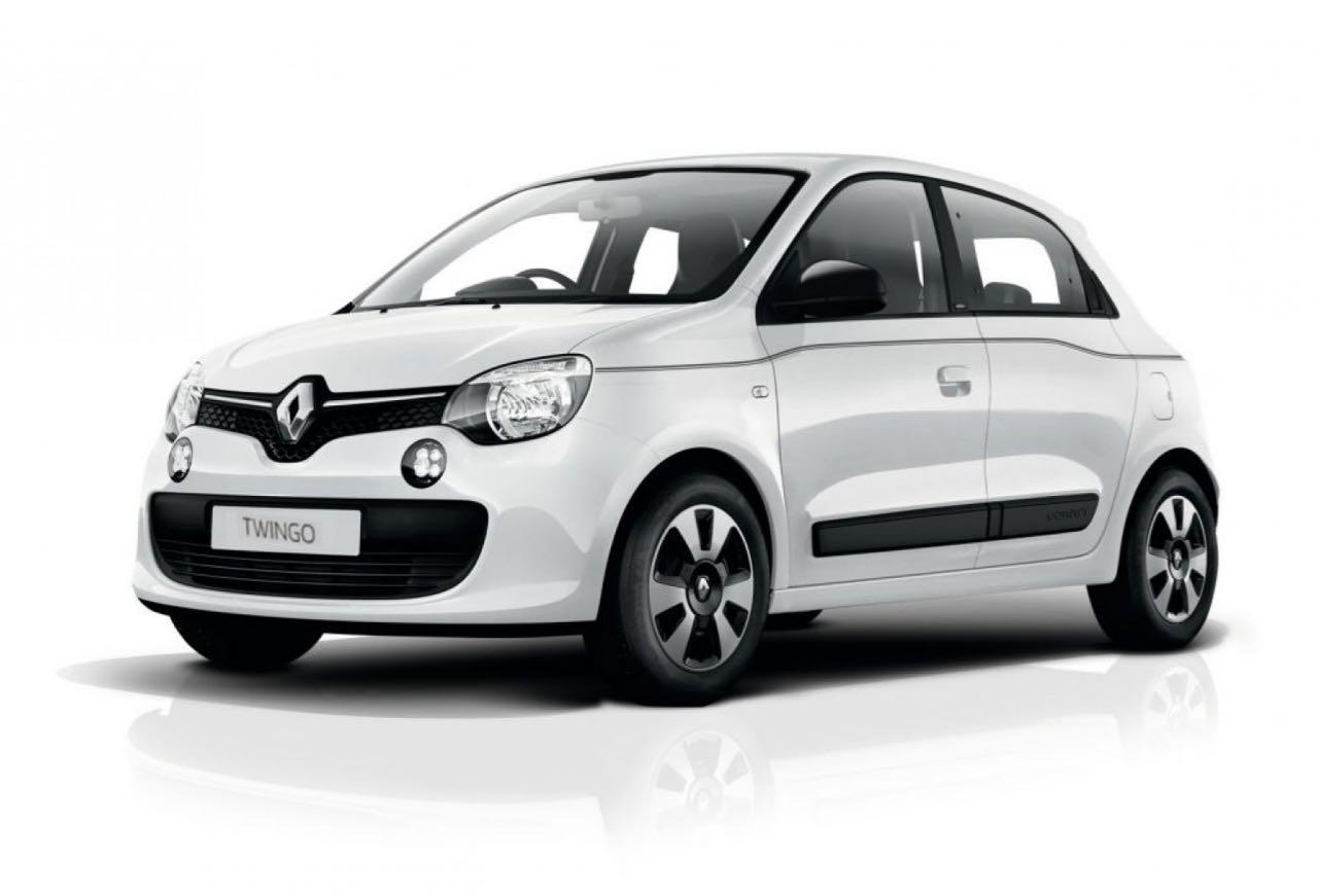 Renault Twingo 2018 – 1