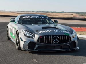 Mercedes AMG GT4 2017