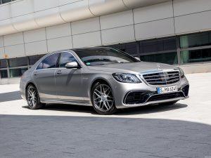Mercedes AMG S 63 4MATIC Plus Lang V222 2017